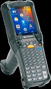 Coletor de Dados MC9200